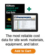 Site Work & Landscape Cost Data Bundle 2014