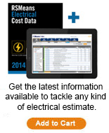 Electrical Cost Data Bundle 2014