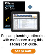 Plumbing Cost Data Bundle 2014