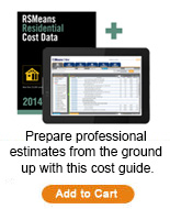 Residential Cost Data Bundle 2014